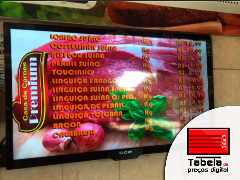Casa de carnes Premium